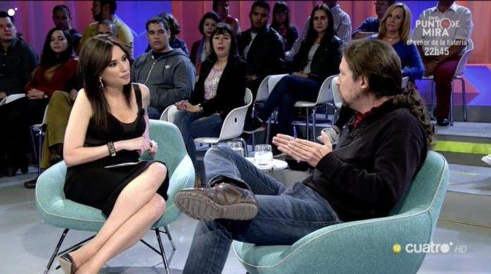 Su entrevista a Iglesias le ha costado muchas críticas en redes sociales.