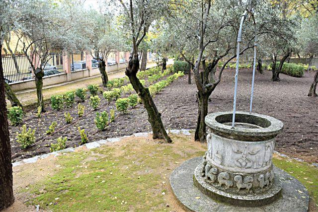 Jardines Finca Laura Garcia Noblejas Villaviciosa Odón