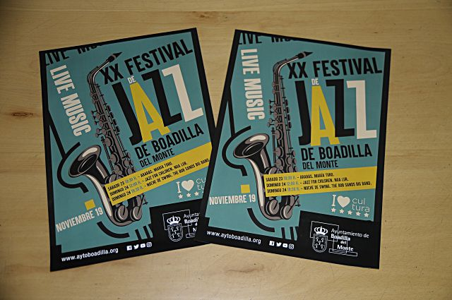 Festival de Jazz en Boadilla