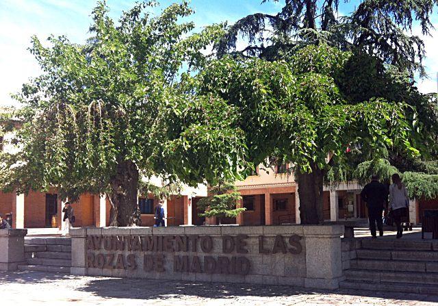 Plaza del Ayuntamiento de Las Rozas
