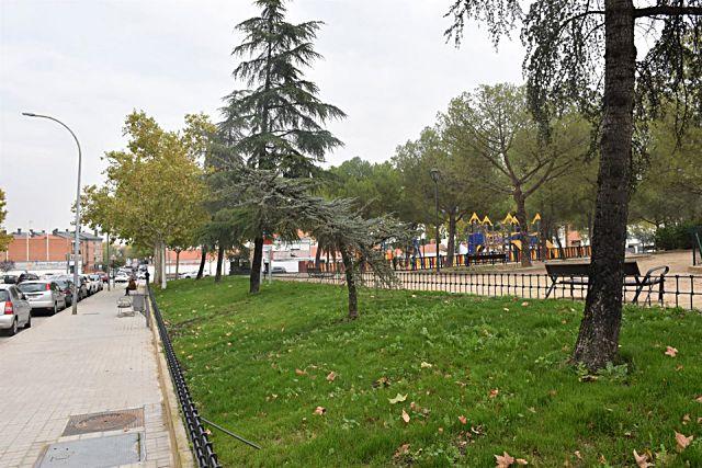 Parque Antonio Machado de Villaviciosa de Odón