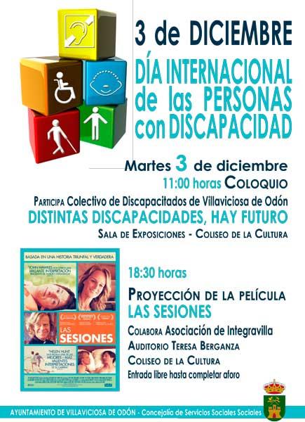 Discapacidad en Villaviciosa de Odón