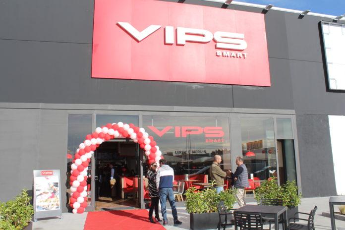 Inauguración Vips Smart Parque Comercial Abadía