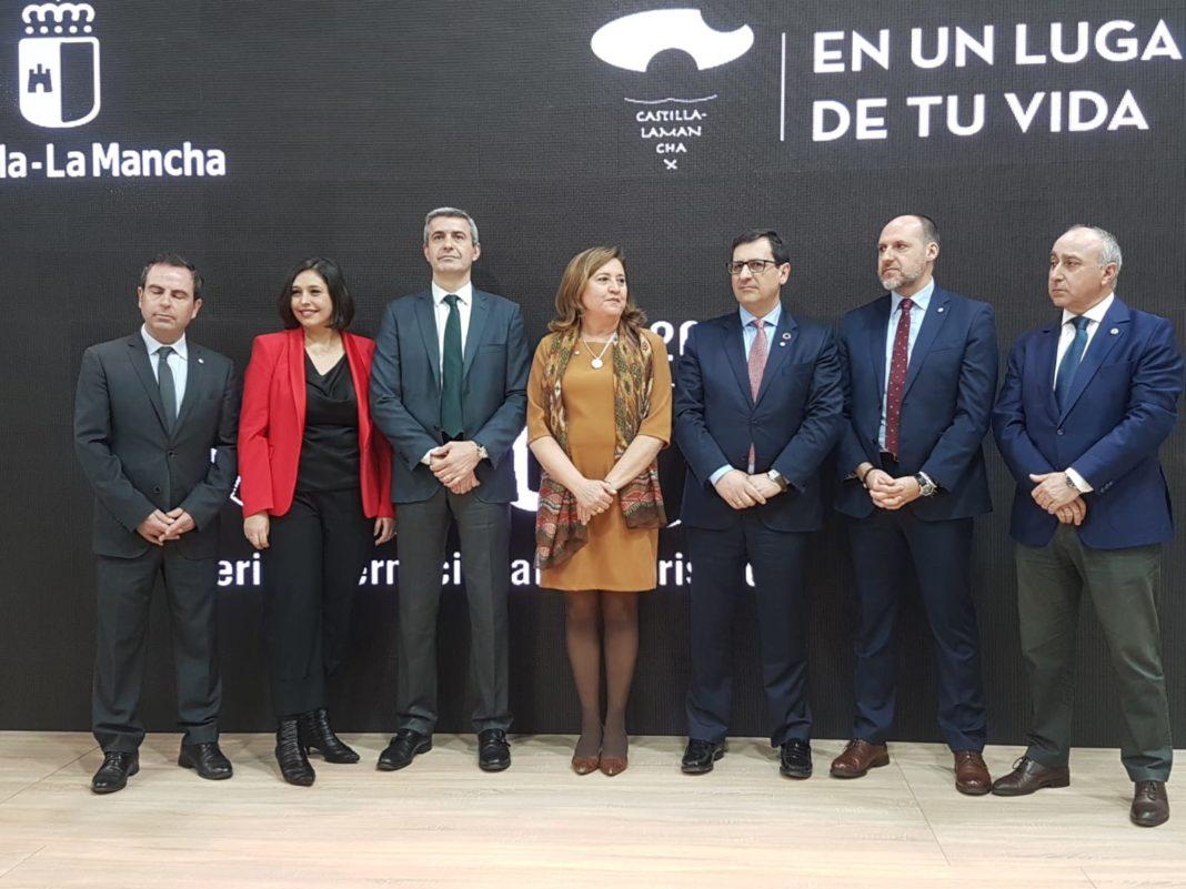 Representantes de la provincia de Toledo en FITUR 2020