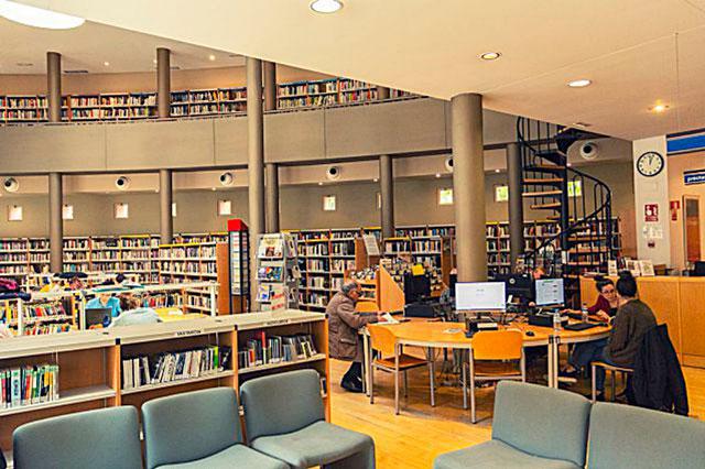 Biblioteca Luis de Góngora