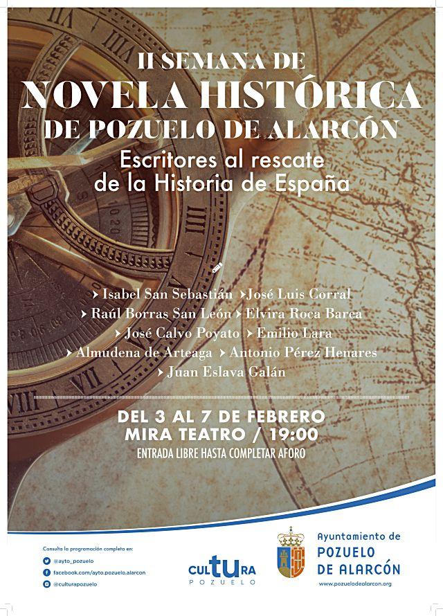 Cartel Novela Histórica
