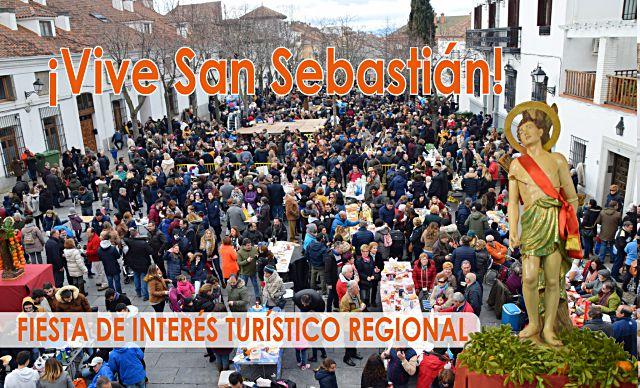 Fiesta de San Sebastián Villaviciosa de Odón