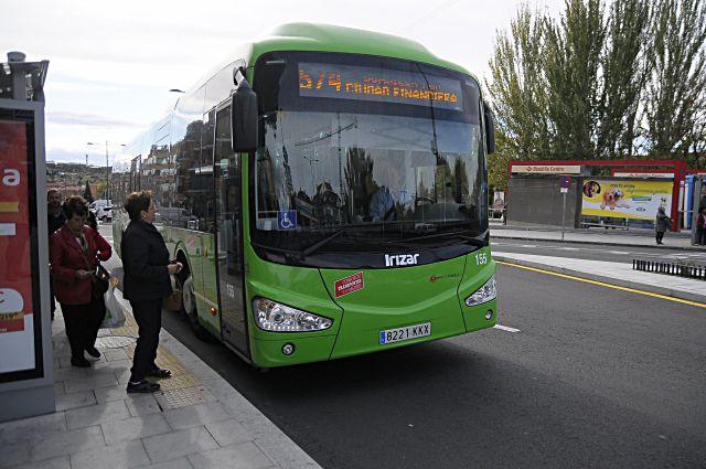 Línea de autobuses de Boadilla