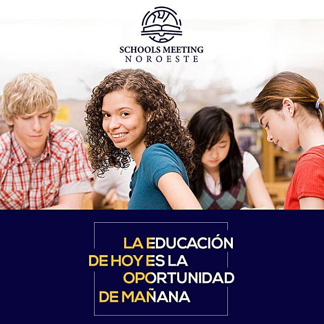 Schools Meeting Noroeste