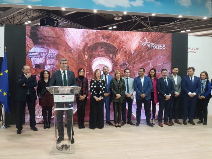Presentación de los proyectos tuismo 2020 de la Diputacion de Toledo