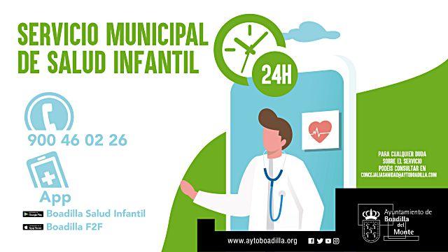 Salud Infantil de Boadilla