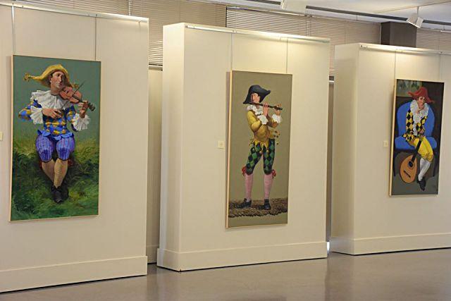 Exposición en Villaviciosa de Odón