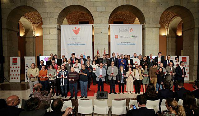 Premio Femaddi Las Rozas