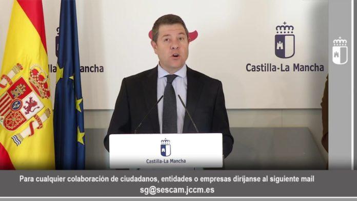 28marzo Comparecencia Emiliano García Page