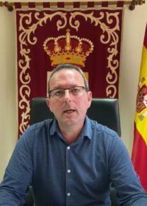 Juan Carlos Sánchez, Alcalde de Numancia de la Sagra