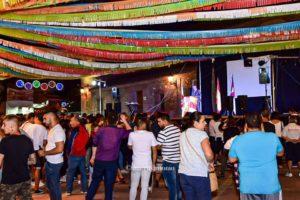 Fiestas de Numancia 2019.Imagen de archivo