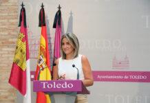 La alcaldesa, Milagros Tolón presentaba el segundo paquete de medidas para la ciudad