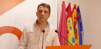 """Esteban Paños y ciudadanos siempre han apostado por un """"Foro integrador"""""""