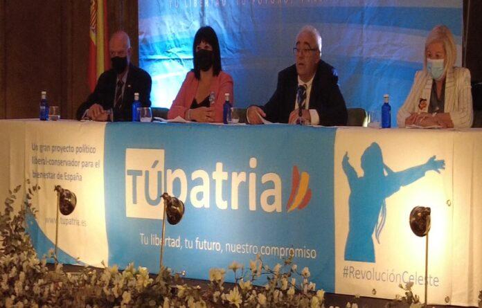 Evento presentación TÚpatria Toledo